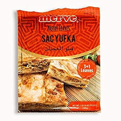 Merve Pastry Leaves 500G ( Sac Yufka )
