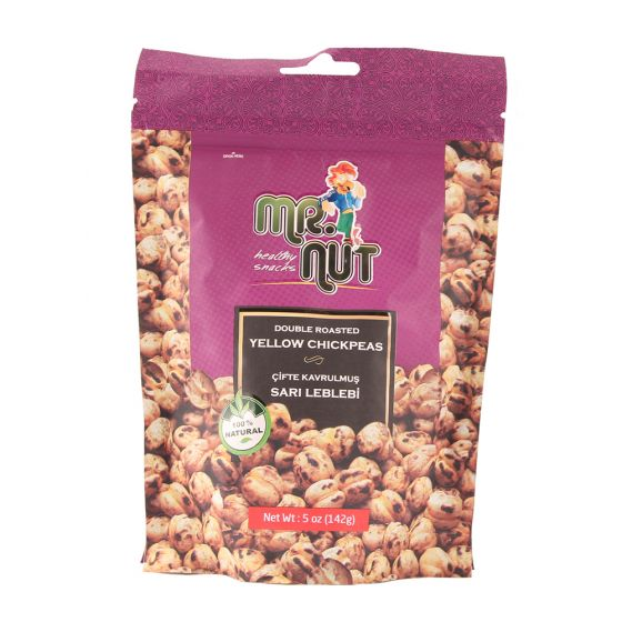 Mr. Nut Yellow Chickpeas 142gr