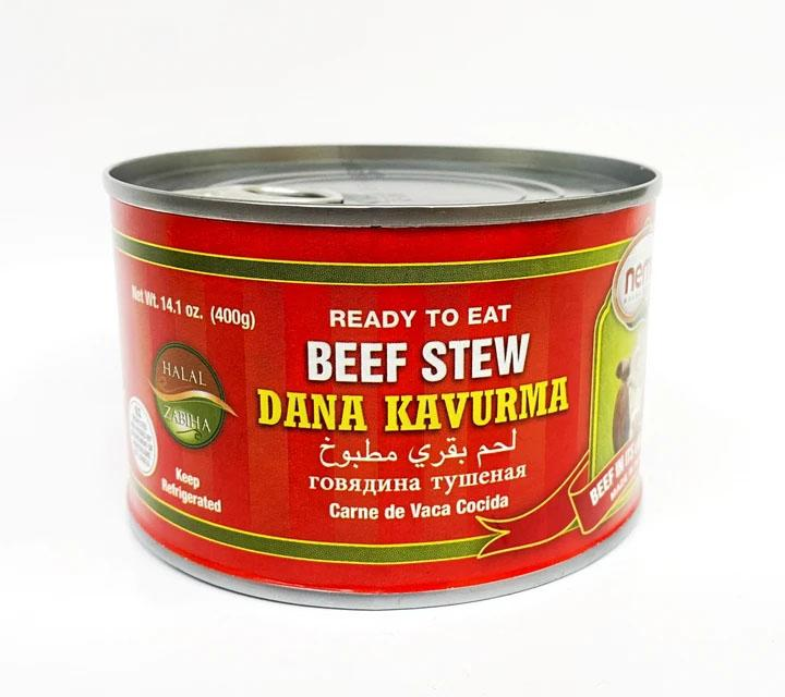 Nema Halal Beef Stew 400G Ready To Eat (Dana Kavurma)