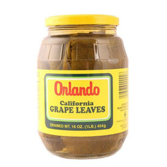 Orlando Grape Leaves 1lb