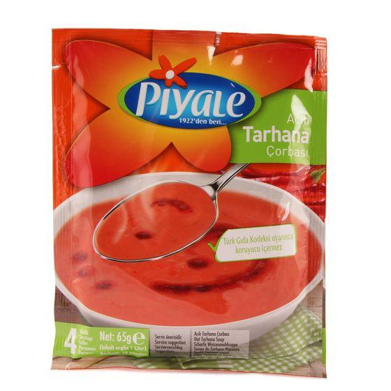 Piyale Tarhana Soup Hot 65gr