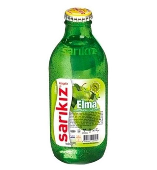 Sarikiz Sparkling Water Apple Flavored (Elmali Soda) 0.55lb