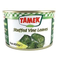 Stuffed Grape Leaves by Tamek Bundle Pack 3 x Vegan Vine Leaves
