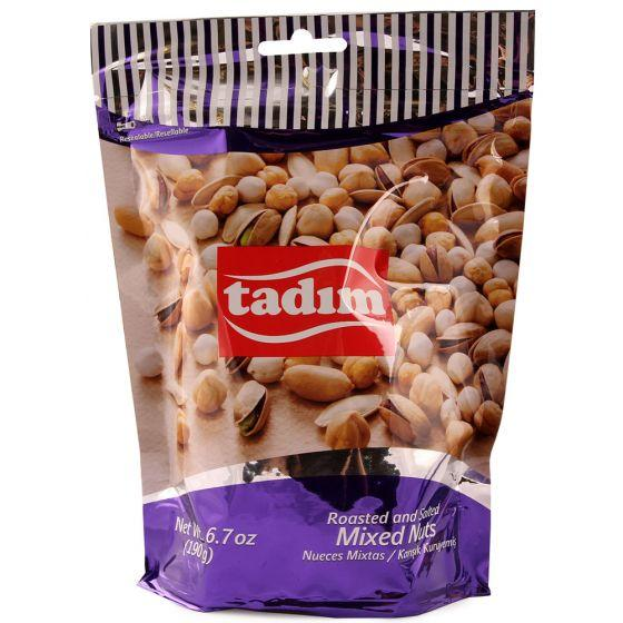 Tadim Roasted And Salted Mixed Nuts 190g