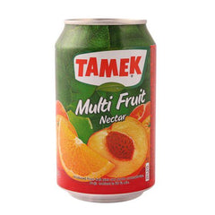 Tamek Mix Fruit Juice 330ml Can