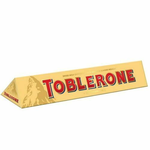 Toblerone Regular 100Gr