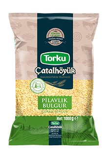 Torku Bulgur for Pilaf (Pilavlik Bulgur)2.20lbs