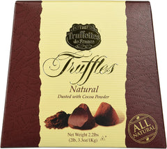 Truffettes de France 2.2lbs (1Kg) Natural Truffles 1 Pack