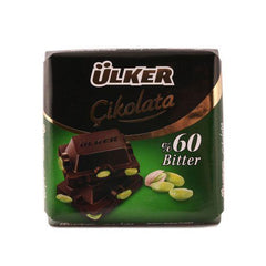 Ulker %60 Bitter With Pistachio