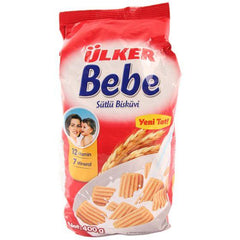 Ulker Milk Bebe Biscuits 400gr