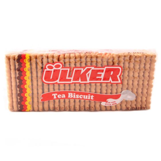 Ulker Tea Biscuits
