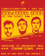 Load image into Gallery viewer, ATX-Skeeson 16-Hepatitis Skee