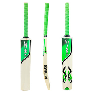 Zeepk Sports Tennis Tape Ball Cricket Bat Full Size Hand Made Kashmir Willow Badmash - Zeepk Sports