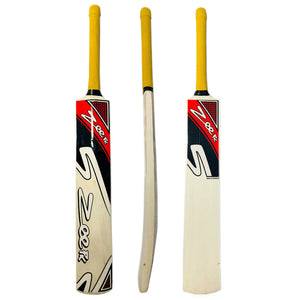 Cricket Kit for Kids - Zeepk Sports - Size 6 AGE 8-12 YEARS BAT + WICKETS+ Traveling kit bag - Zeepk Sports