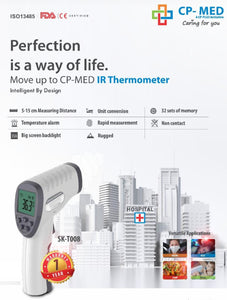 Infrared Thermometer - Made In India