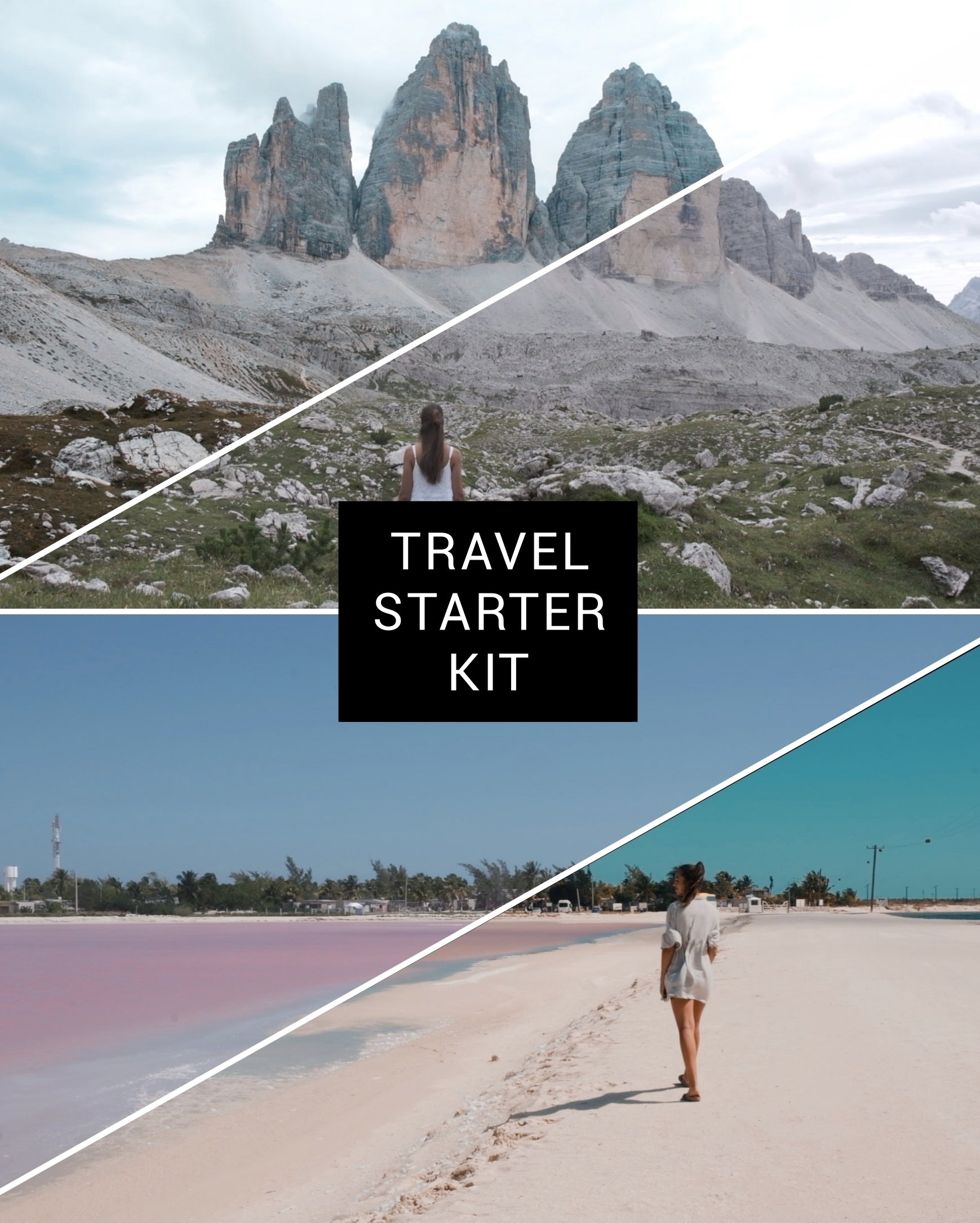 TRAVEL STARTER KIT