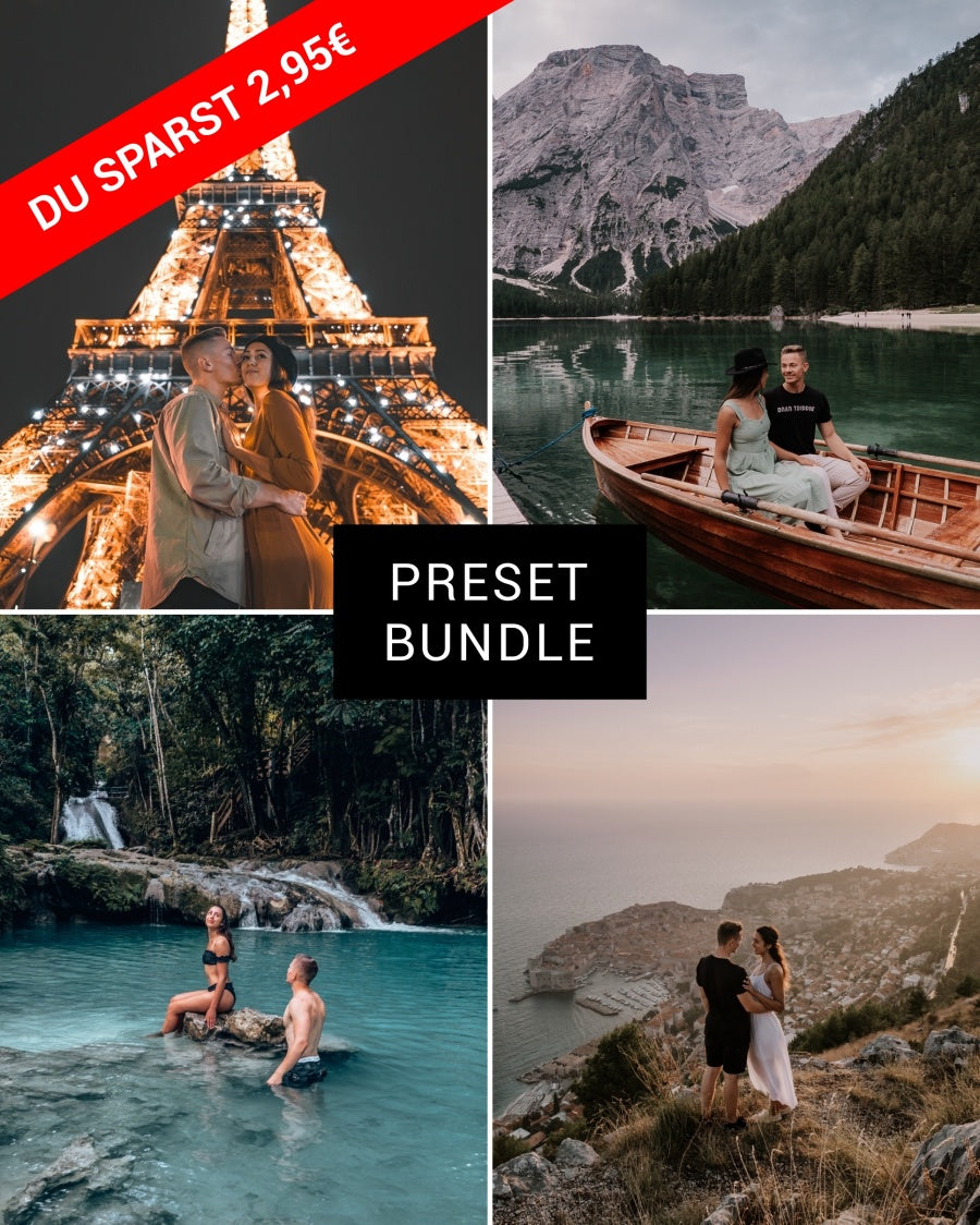EUROPE SUMMER + WANDERLUST EDITION