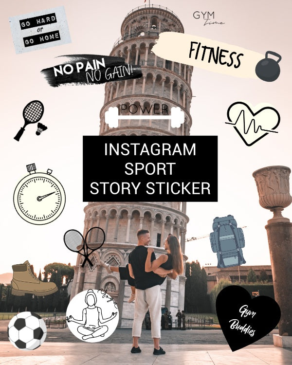 INSTAGRAM STORY STICKER - SPORT