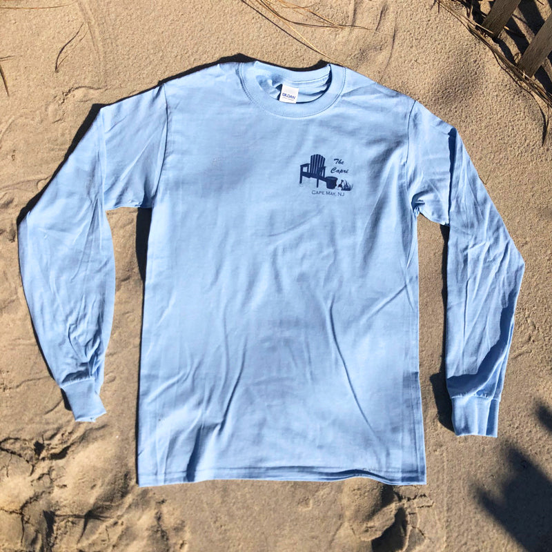 Capri Long Sleeve Tee