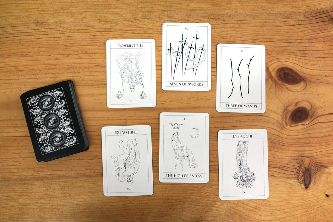Mieke Marple: Art World Tarot Edition II