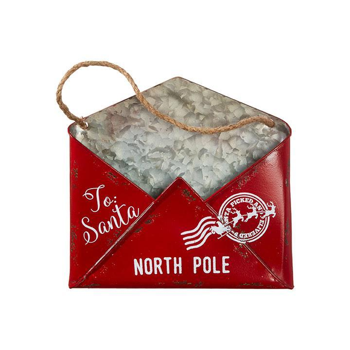 Letters to Santa Christmas Card Holder