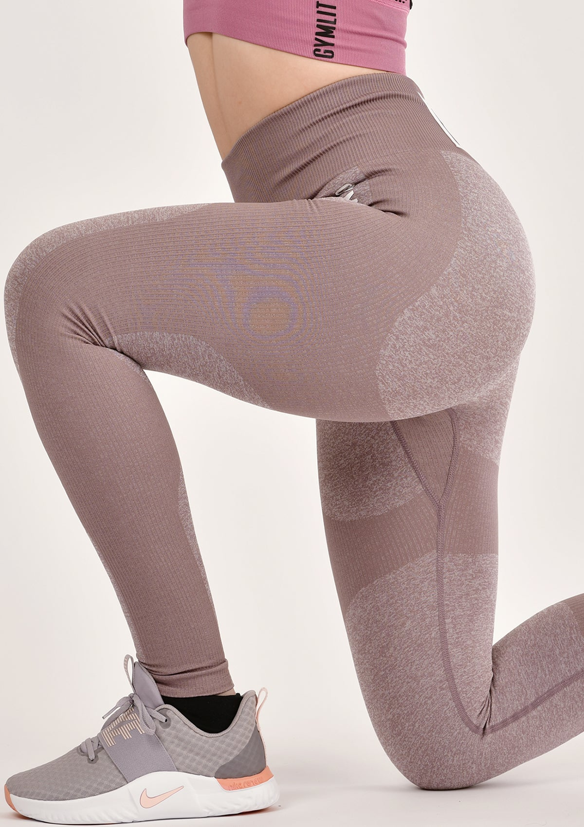 Contour Brown Leggings