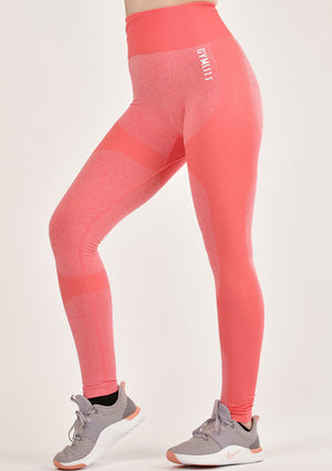Contour Coral Leggings