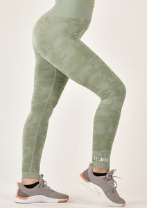 Ultimate Camo Green Leggings