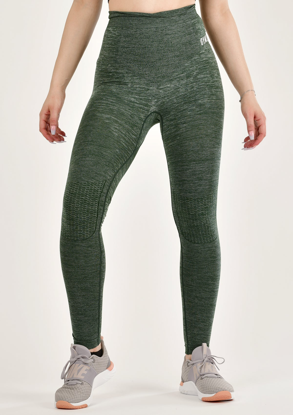 Sancerre Khaki Leggings