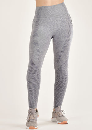 illusive Grey Leggings