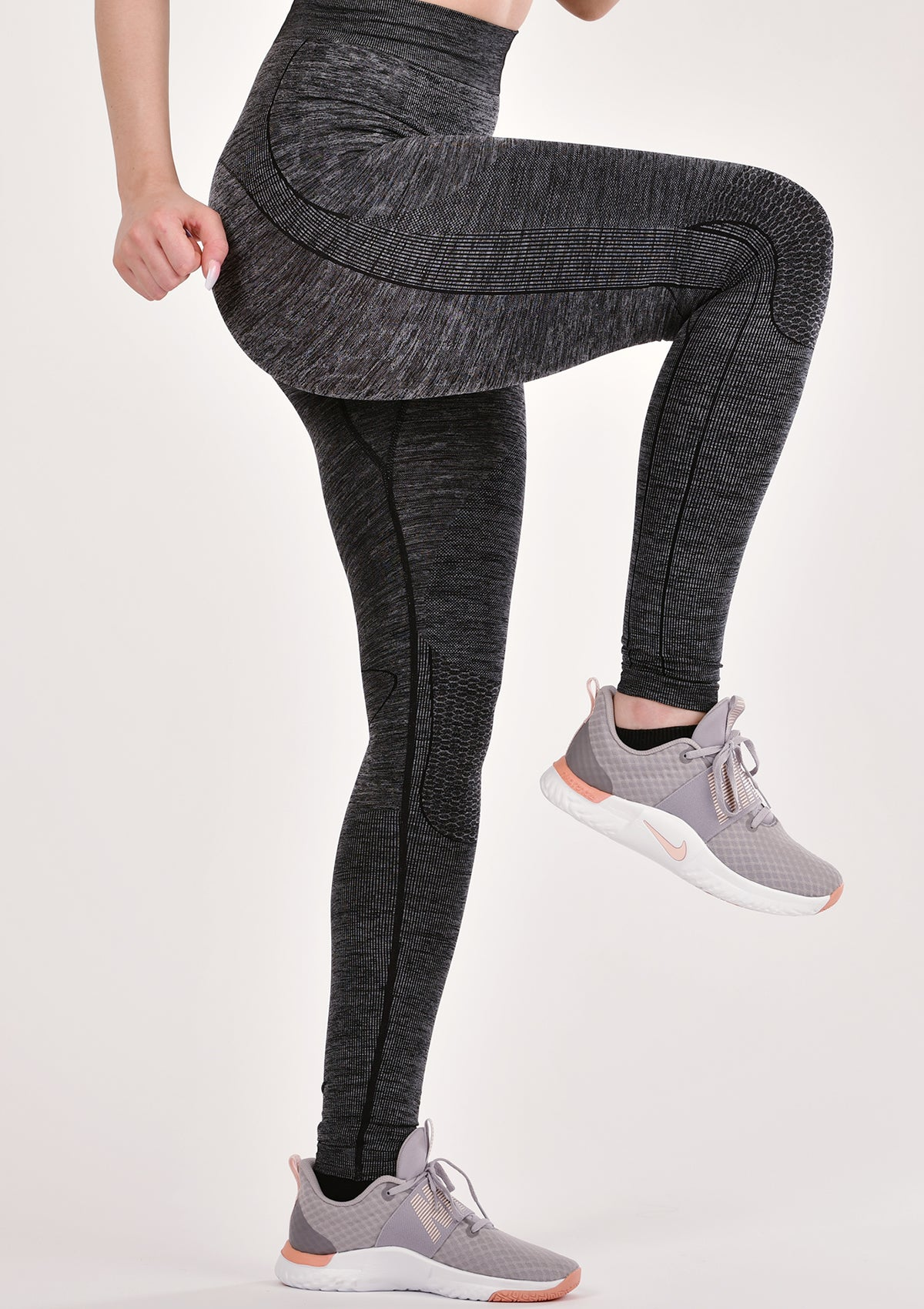 Sancerre Charcoal Leggings
