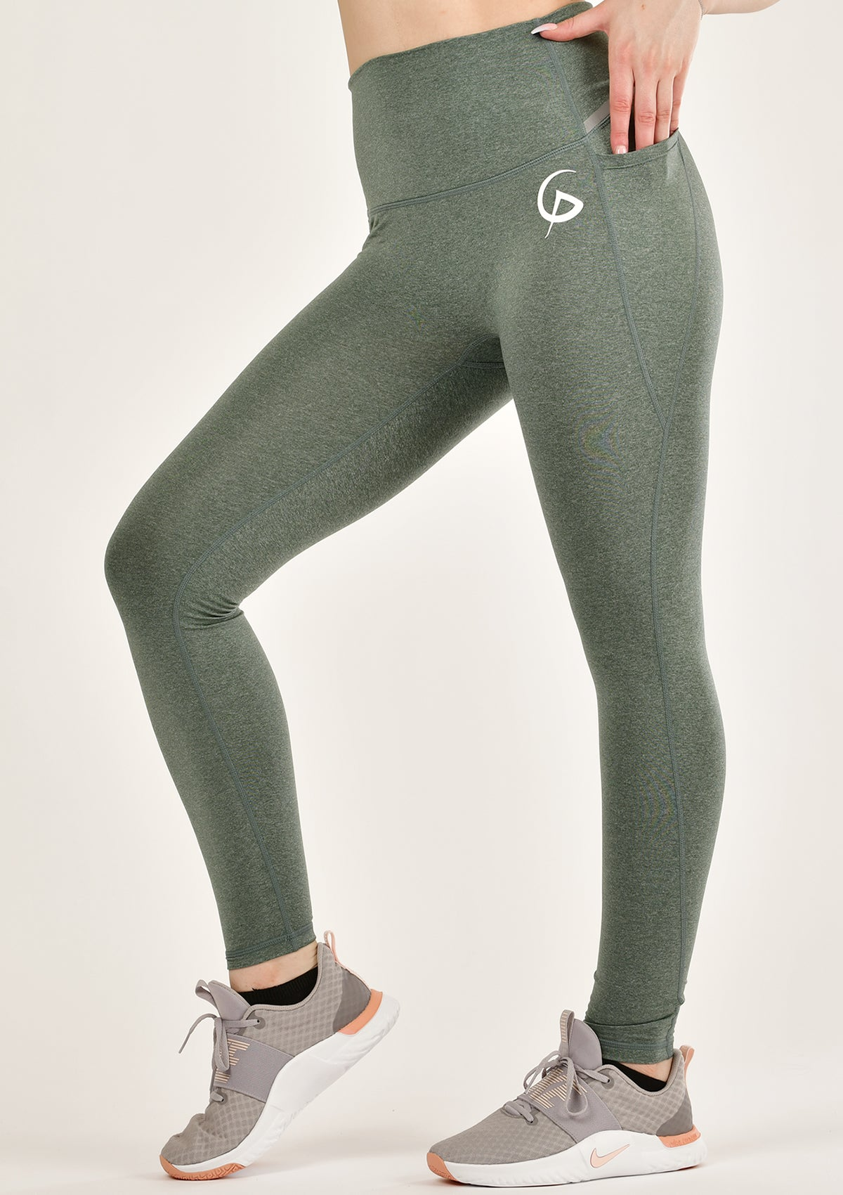 Motive Khaki Leggings