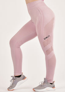 Power Pink Seamless Leggings