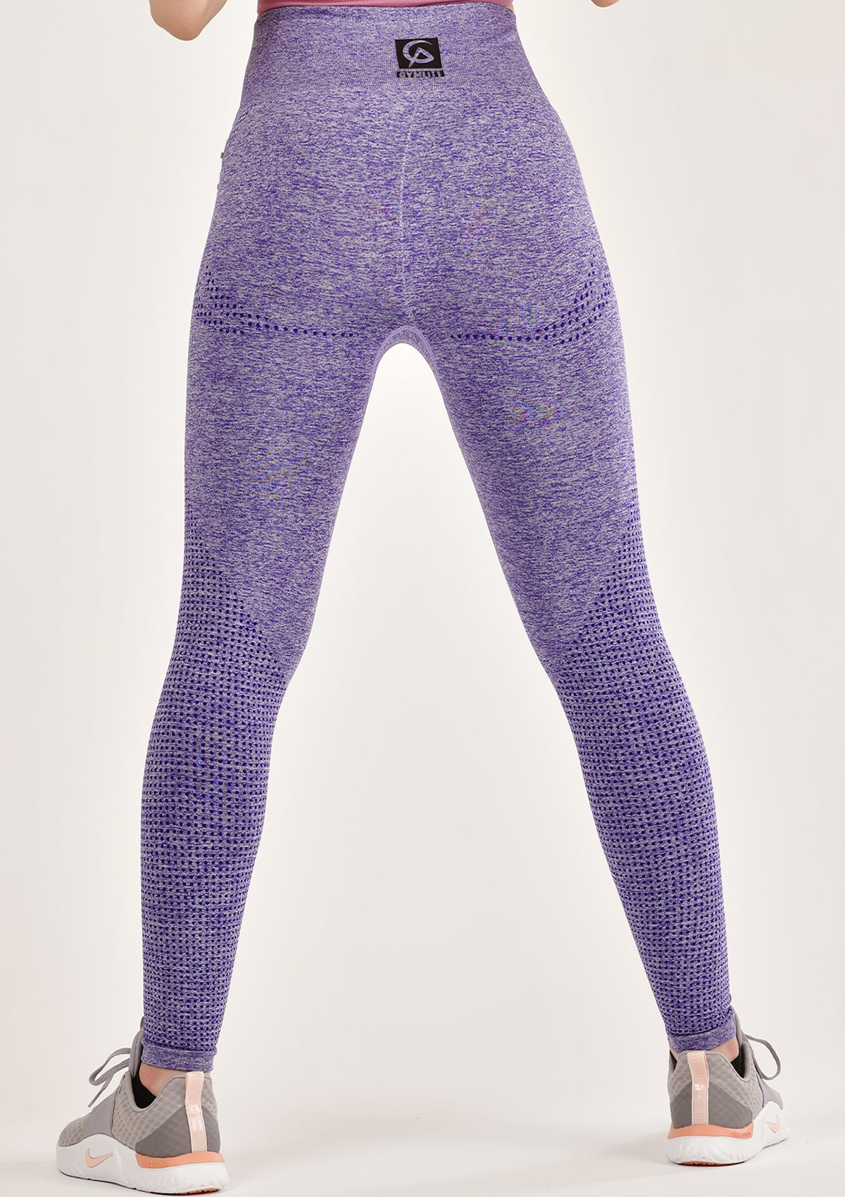 illusive Purple Leggings