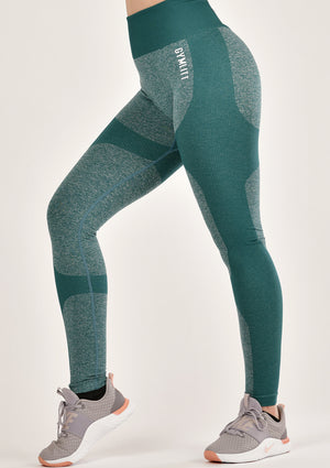Contour Teal Leggings