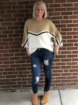 Charlotte Knit Top
