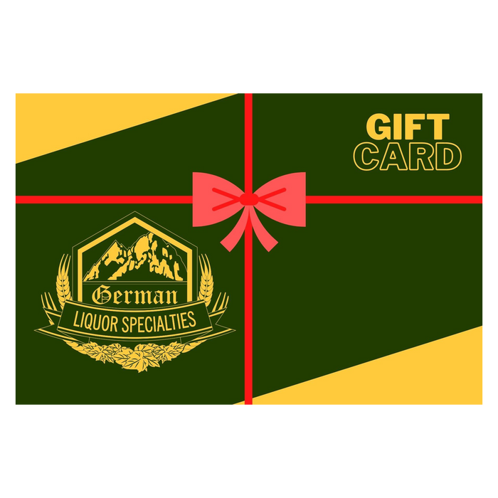 German Liquor Specialties Gift Card