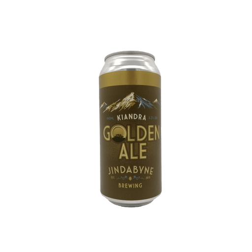 Jindabyne Brewing Golden Ale