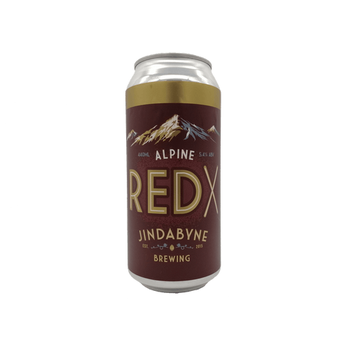 Jindabyne Brewing - Alpine Red X