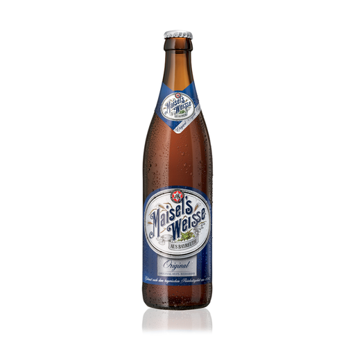 Maisel's Weisse - Original Wheat Beer 500ml