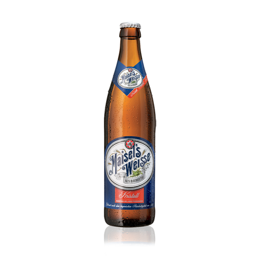 Maisel's Weisse - Kristall Wheat Beer 500ml