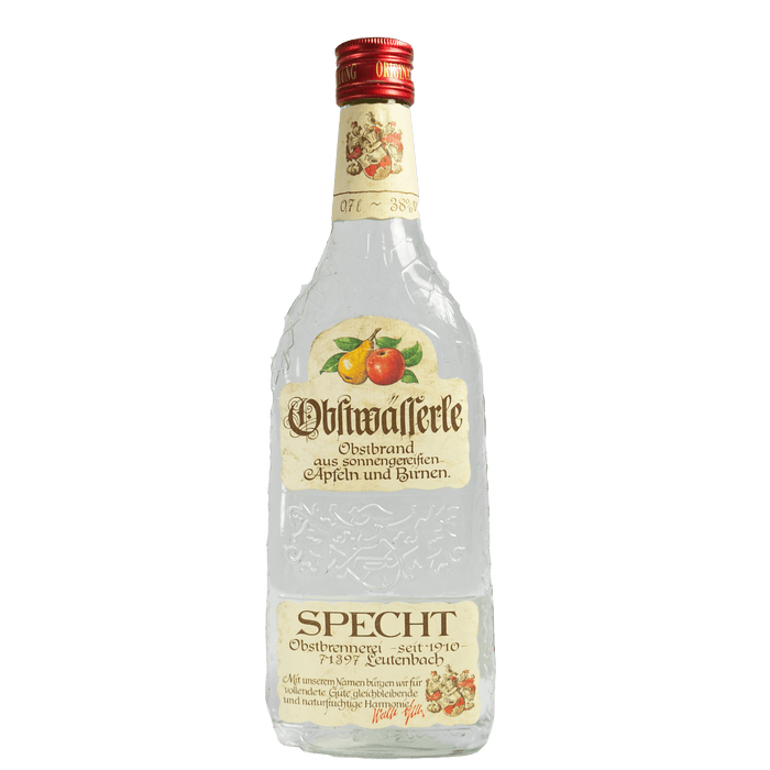 Specht Obstwasser Pear & Apple 700ml