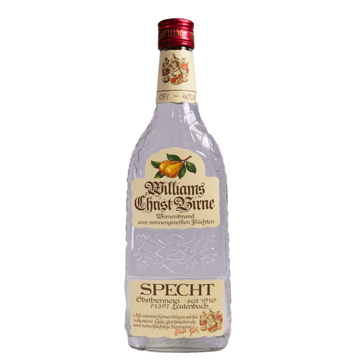 Specht Williams Christ Birne 700mL