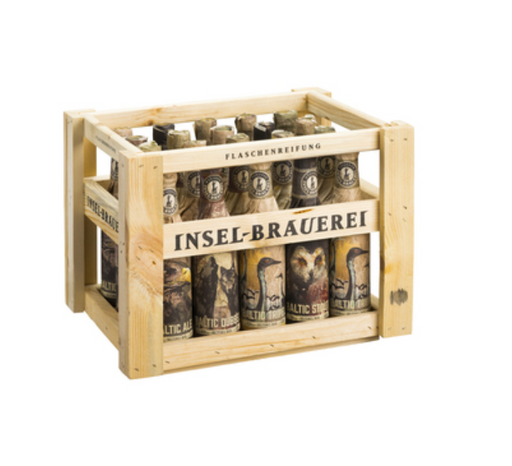 Insel Brauerei Sample Range - Mixed 12 pack