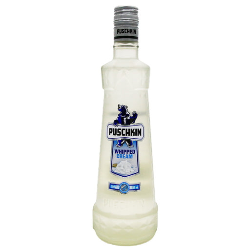 PUSCHKIN Whipped Cream Vodka 700mL