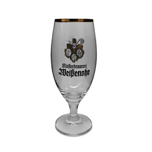 weissenoher german pilsner beer glass