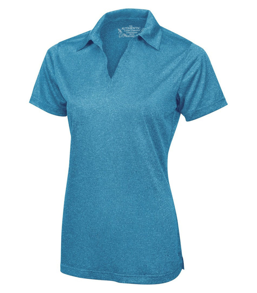 ATC Pro Team Heather Performance Ladies - Blue wake Heather