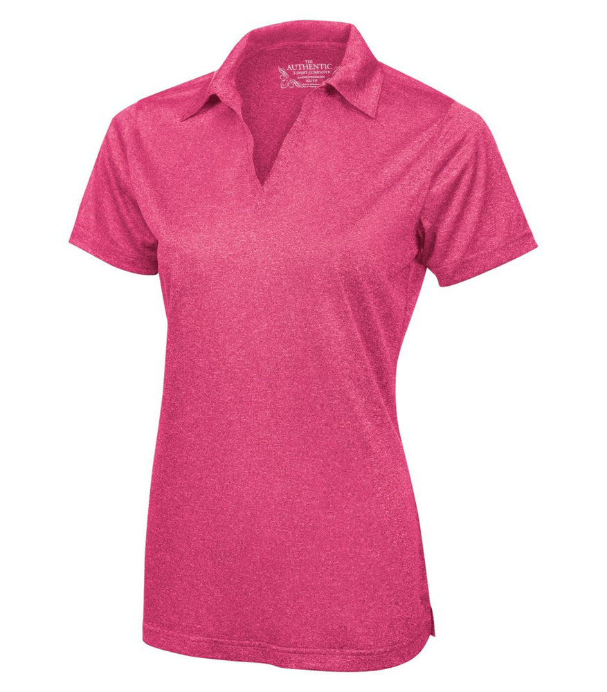 ATC Pro Team Heather Performance Ladies - Raspberry
