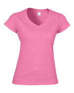 V-neck T-shirt Promotional