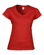 Gildan Ladies V-Neck T-shirt